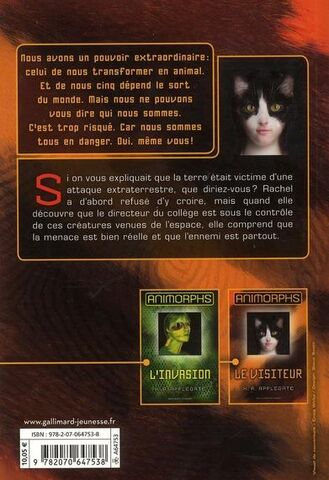 File:Animorphs 2 the visitor french 2011 back cover.jpg