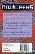 Animorphs 11 the forgotten UK back cover later