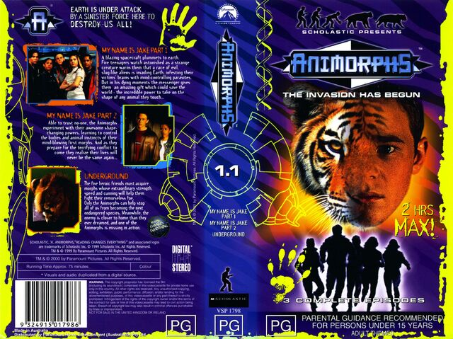 File:Animorphs vhs australian volume front and back 1.1 my name is jake underground.jpg