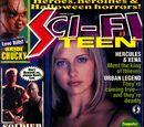 Sci-Fi Teen Magazine