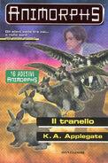 Animorphs 23 the pretender Il tranello italian cover
