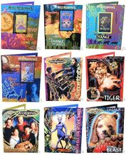 Animorphs school folders all 9 stock photos