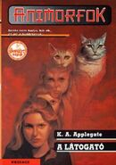 Animorphs 2 the visitor hungarian