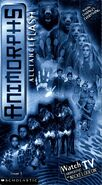 Animorphs alliance flash issue 3 cover