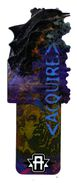 Cassie antioch shaped bookmark acquire book 4