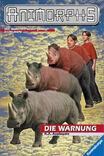 Animorphs 16 the warning german cover