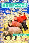 Animorphs 16 the warning Tỉ phú cùng đường vietnamese cover book 30