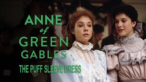 Anne of Green Gables (1985) - Anne Shirley's Puffed Sleeve Dress