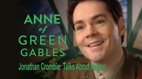 The Continuing Story Interview - Jonathan Crombie on Megan Follows