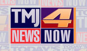 WTMJ-TV's Today's TMJ 4 News Now Video Open From The Mid 1990's