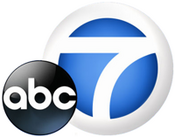 KABC-TV's ABC 7 Video ID From May 2013