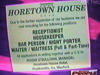 Horetown House