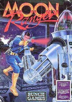 Moon Ranger Cover