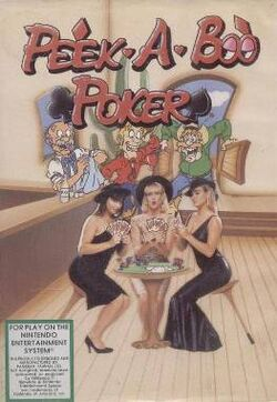 Peek-A-Boo Poker Cover