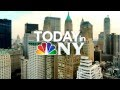 WNBC-TV's News 4 Today In New York Video Open From Spring 2012
