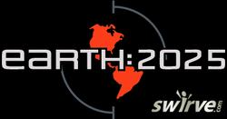 Earth 2025 logo