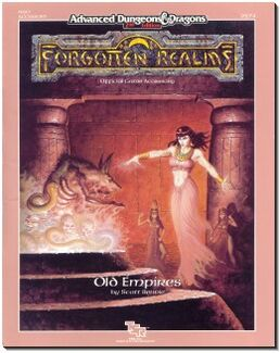 Old empires box cover