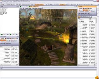 Neverwinter Nights 2 Visual Terrain Editor 1