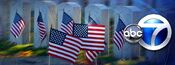 WABC ABC7 Happy Memorial Day Ident Late May 2012