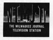 WTMJ-TV's The Milwaukee Journal Television Station Video ID From 1947