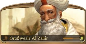 Grand Vizier Al Zahir