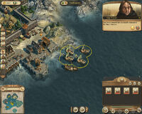 Anno 1404-campaign chapter3 four ships delivery