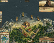 Anno 1404-campaign chapter3 forcas mystery island