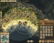 Anno 1404-campaign chapter3 harbour master
