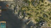 Barren Lands - Last contingent with 1 tower