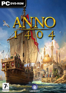 Anno 1404 DVD cover