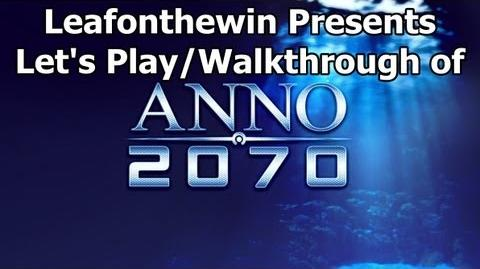 Anno 2070 Let's Play Walkthrough Bonus Mission The Long Way There