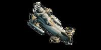 T38 Ocean Glider
