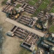 Meat-factories