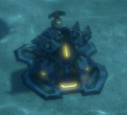 Offshore-defense