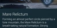 Mare Relictum