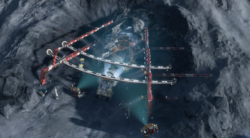Iwamoto Crater sector project