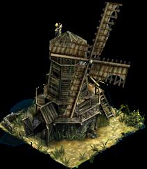 Mill Halloween