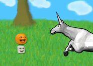 AO Meets Charlie The Unicorn 2