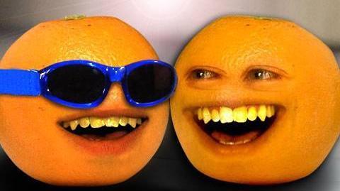 Annoying Orange Back to the Fruiture
