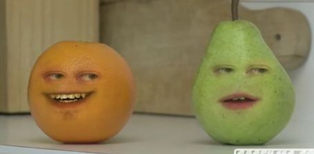 File:Orange and Pear.jpg