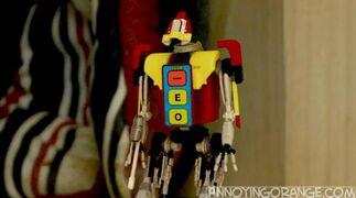 A robot named spell&speek