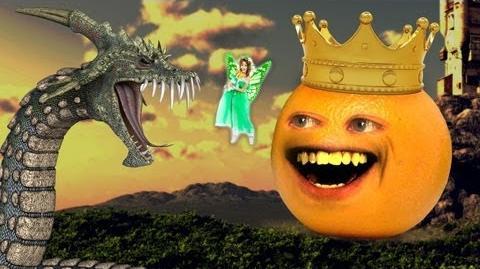 Annoying Orange: Once Upon An Orange