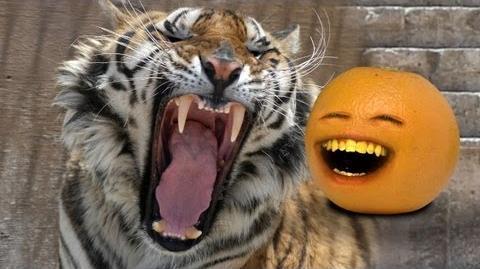 Annoying Orange Through Time 4