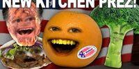 Annoying Orange: New Kitchen President!