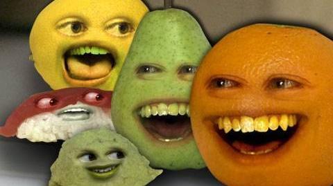 Annoying Orange Wazzup 2 Wasssabi