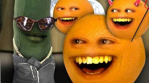 Annoying Orange Cruel as a Cucumber
