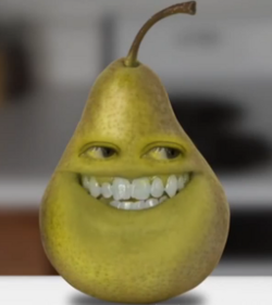 Bartlett Pear | Annoying Orange Wiki | FANDOM powered by Wikia