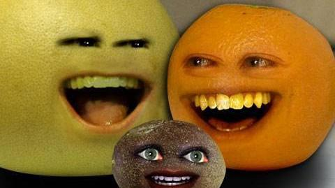Annoying Orange - Passion of the Fruit