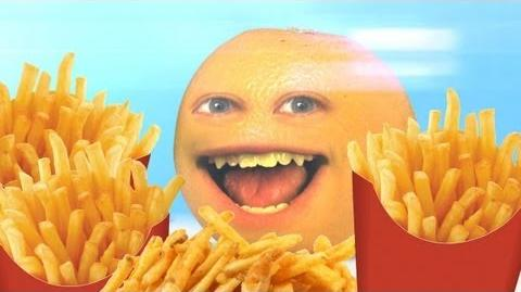 Annoying Orange: Fry-day