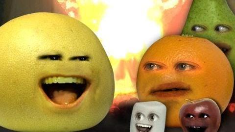 Annoying Orange Best Fiends Forever